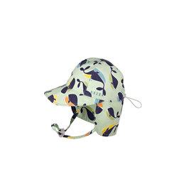 Millymook and Dozer Baby Boys Legionnaire Sun Hat - Beau L (12-24m)