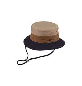 Millymook and Dozer Boys Bucket Sun Hat - Larz - Navy- S (2-5y)