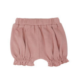 Loved Baby Ruffle Bloomer Mauve 3-6M