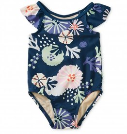 Tea Collection Sea Life Baby One Piece
