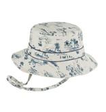 Millymook and Dozer Boys Bucket Sun Hat - Louie S (2-5Y)