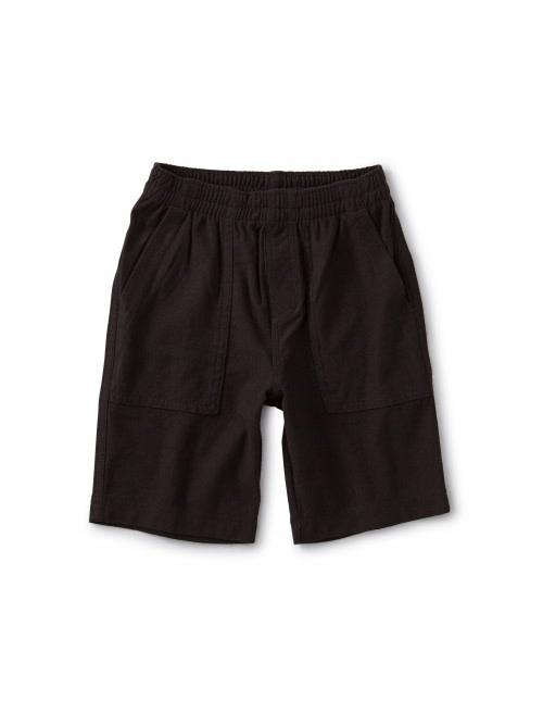 Tea Collection Jet Black Playwear Shorts - 4
