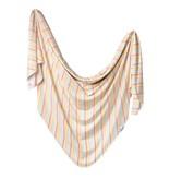 Copper Pearl Knit Blanket - Rainee