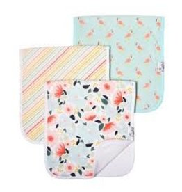 Copper Pearl Burp Cloths (3 pack) - Leilani