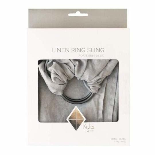 Kyte Baby Ring Sling Birch w/ Black Rings