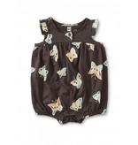 Tea Collection Henley Romper - Butterflies