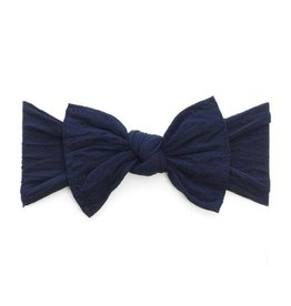 Baby Bling Bows Knot - Navy