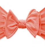 Baby Bling Bows Fab-Bow-Lous : Neon Coral