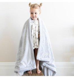Saranoni Toddler to Teen Blanket Mist Lush