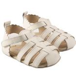 Robeez Lola First Kicks - White Leather