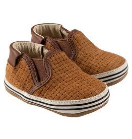 Robeez Daniel First Kicks - Camel Leather