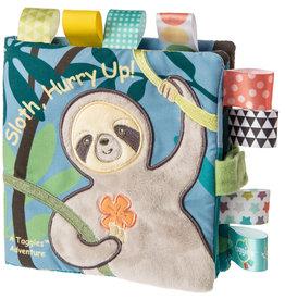 Mary Meyer Taggies Soft Book - Molasses Sloth