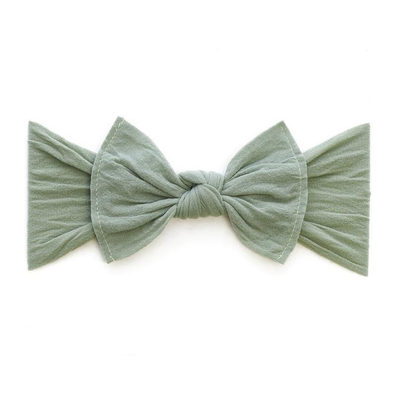 Baby Bling Bows Knot - Sage