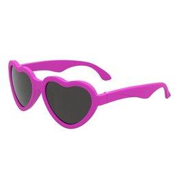 Babiators Sunglass Heartbreaker - Popstar Pink Heart Shaped (Ages 3-5)