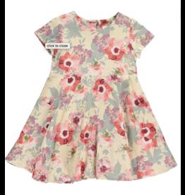 Vignette Debbie Rose Floral Dress