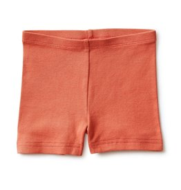 Tea Collection Solid Somersault Shorts - Faded Rose