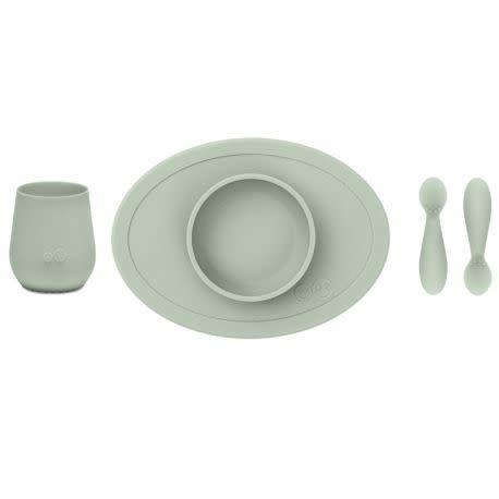 EZPZ First Foods Set - Sage