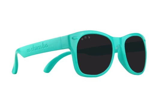 Roshambo Goonies Teal Baby Sunglasses Polarized