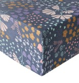 Copper Pearl Premium Crib Sheet Meadow