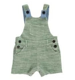 Me + Henry Green Shortie Overall 12-18M