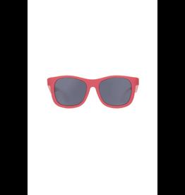 Babiators Babiators Sunglasses - Navigator (Age 0-2) Rockin' Red