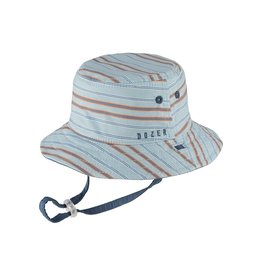 Millymook and Dozer Baby Boys Bucket Sun Hat - Hugh Blue L (12-24m)