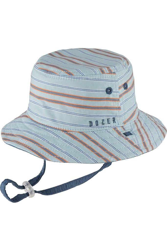 Millymook and Dozer Baby Boys Bucket Sun Hat - Hugh Blue L (12-24m)
