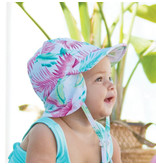 Millymook and Dozer Baby Girls Legionnaire Sun Hat - Kiana  (0-12m)