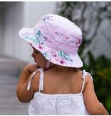 Millymook and Dozer Baby Girls Bucket Sun Hat - Juliet S (0-12m)