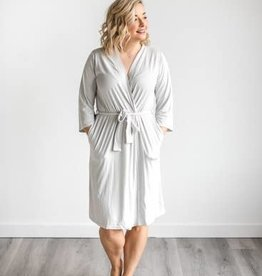 Little Sleepies Cloud Women's Bamboo Viscose Robe