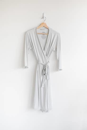 Little Sleepies Cloud Women's Bamboo Viscose Robe