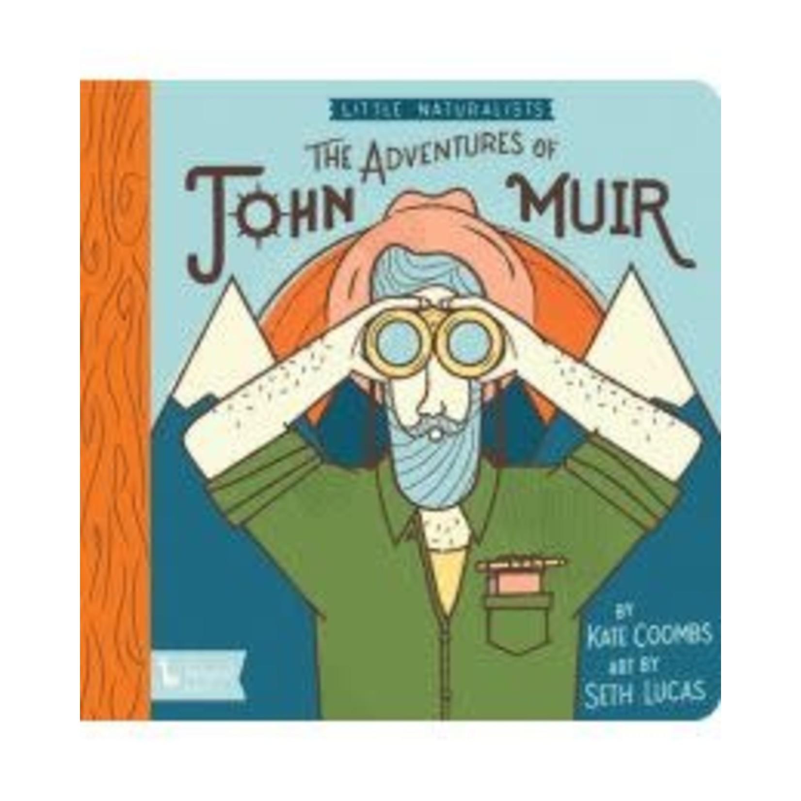 Gibbs Smith littleNaturalists: Adventures of John Muir