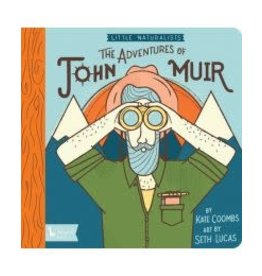 Gibbs Smith littleNaturalists: Adventures of John Muir