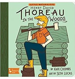 Gibbs Smith littleNaturalists: Henry David Thoreau in the Woods