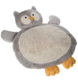 Mary Meyer Grey Owl Baby Play Mat