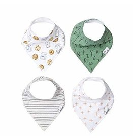 Copper Pearl Bibs - Chip Set - 4 pack