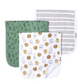 Copper Pearl Burp Cloths (3 pack) - Chip