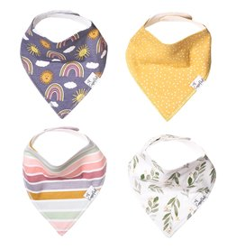 Copper Pearl Bibs - Hope Set - 4 pack