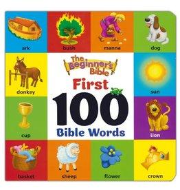 Begin Bible First 100 Words