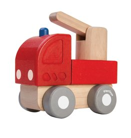 Plan Toys, Inc Mini Fire Truck