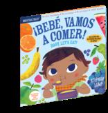 Workman Publishing Indestructibles: Baby, Let's Eat Spanish