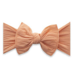 Baby Bling Bows Knot - Sunset
