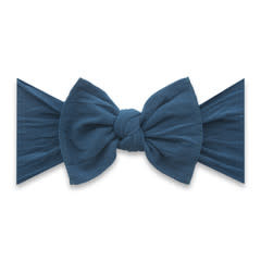Baby Bling Bows Knot - Peacock