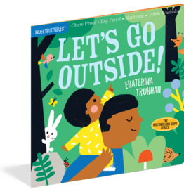 Workman Publishing Indestructibles: Let's Go Outside