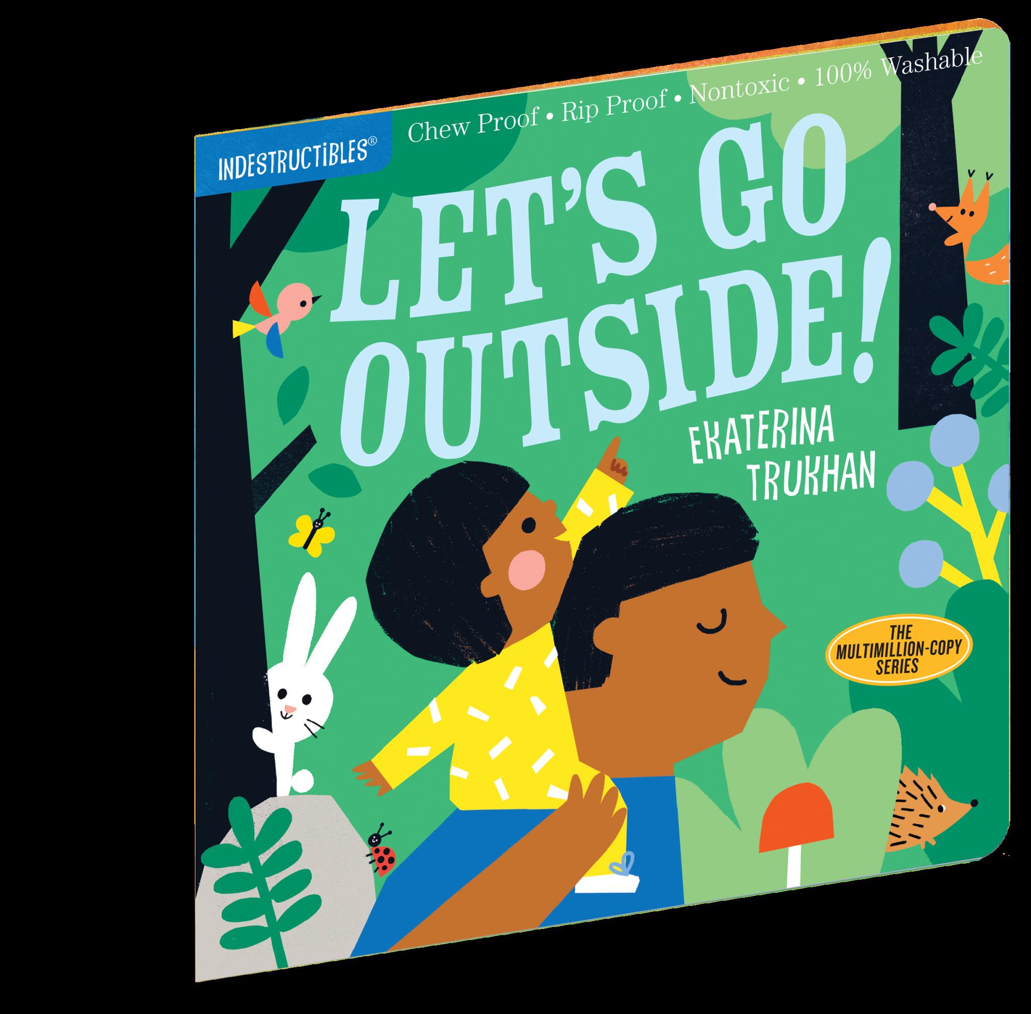Workman Publishing Indestructibles: Let's Go Outside
