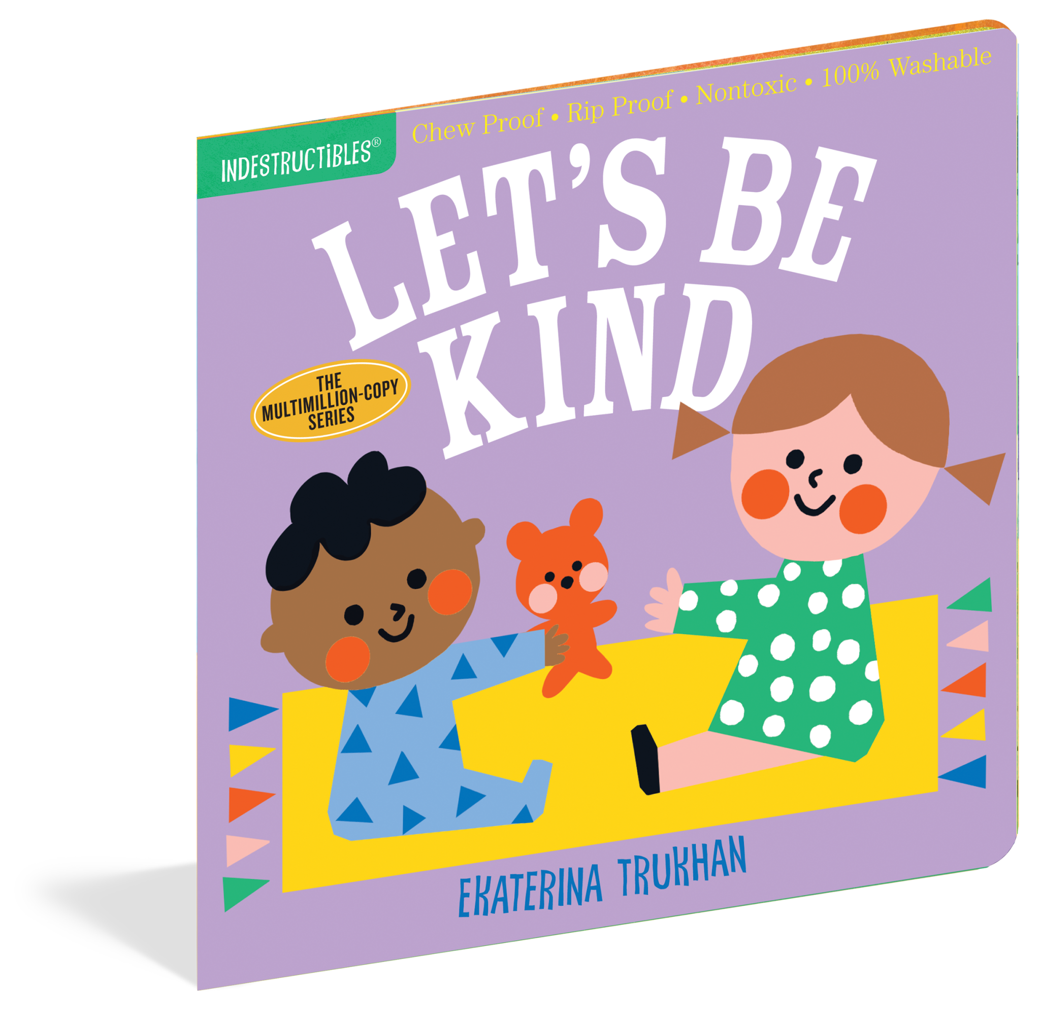 Workman Publishing Indestructibles: Let's Be Kind