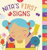 Workman Publishing Nita's First Signs
