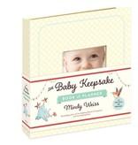 Workman Publishing Baby Keepsake Book And Planner