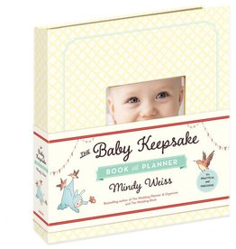 Workman Publishing Baby Keepsake Book And Planner