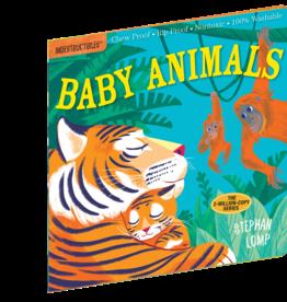Workman Publishing Indestructibles: Baby Animals